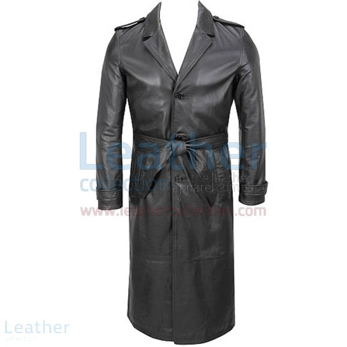 Trench Coat Leather