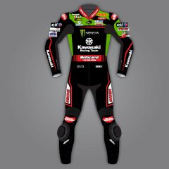 full leather racing suit