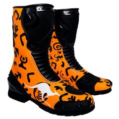 Casey Stoner 2012 Motogp Race Boots right view