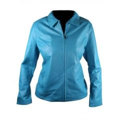 Classic Leather Jacket Womens