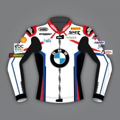 bmw leather motorcycle jacket
