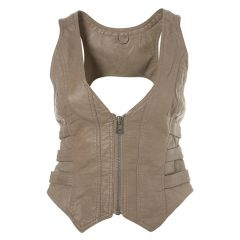 short vests for ladies