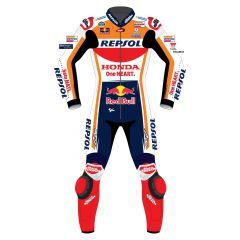 Jorge Lorenzo Suit Front View