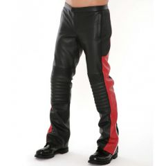 mens leather riding pants