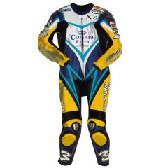 full body leather motorcycle suit