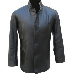 Max Payne Leather Jacket front view