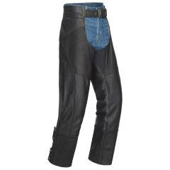 Nomad Leather Chaps front view