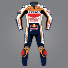 Race Suit Motorcycle