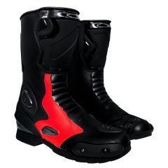 womens black motorcycle boots