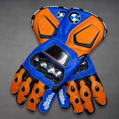 Blau Superbike Bmw Gloves
