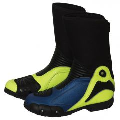 Valentino Rossi 2015 MotoGP Boots side view