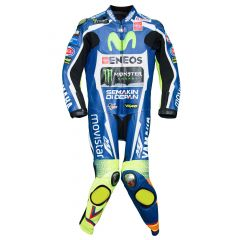 Valentino Rossi 2016 Suit front view