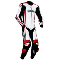 two piece race suit