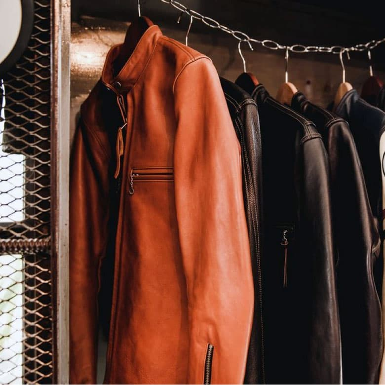Dry-clean a  Leather Coat
