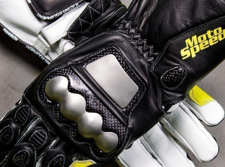 Custom Leather Gloves