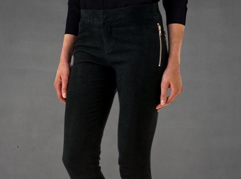 Custom Leather Pants